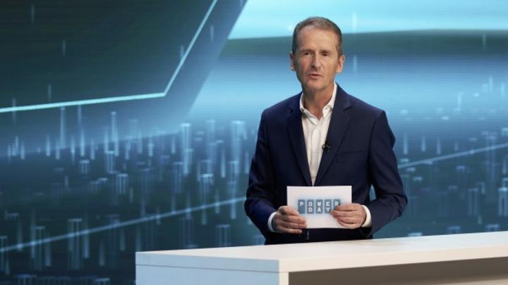 Volkswagen, Herbert Diess, Power Day