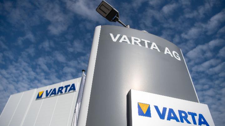 Varta beabsichtigt, in die Produktion von Li-Ionen-Batterien von Elektrofahrzeugen einzusteigen.