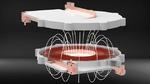 Supraleitende Spulen zur kontaktlosen Energieübertragung