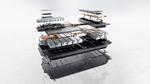 Hochleistungsbatterien mit Siliziumanoden für hohe Energiedichte