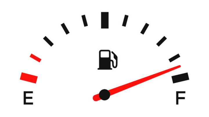 Kraftstoffanzeige: Um die Klimaziele zu erreichen, sind alternative Kraftstoffe erforderlich.