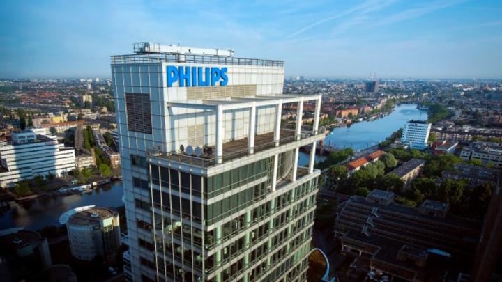 Philips, Headquarters, Amsterdam