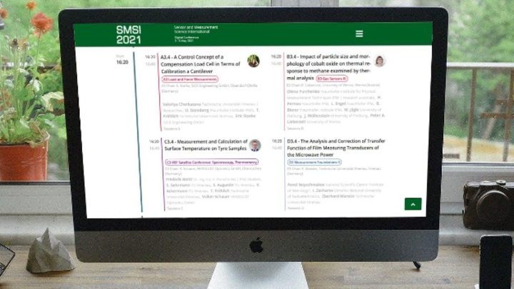 Auf dem SMSI werden sich Wissenschaftler aus den drei Bereichen Sensorik, Messtechnik und Metrologie in internationaler Runde austauschen.