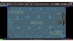Entwurf einer Leiterplatte mit dezentzraler Stromversorgung auf der Basis des Referenzdesigns von TDK.