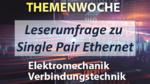 So wichtig ist Single Pair Ethernet für Sie!