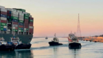 Globaler Containerschiffsverkehr weiter aus dem Takt