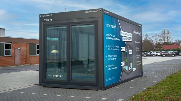 Mobiler IP Showroom, Smart Home Roadshow