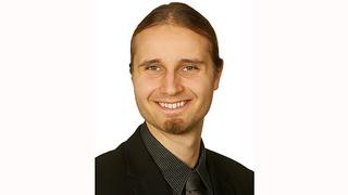 Florian Frick von der Uni Stuttgart