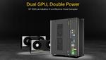 Erweiterbarer GPU-Industrie-PC