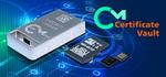 Bild1. CodeMeter Certificate Vault speichert auf sichere Weise Zertifikate. (Bild: Wibu-Systems)