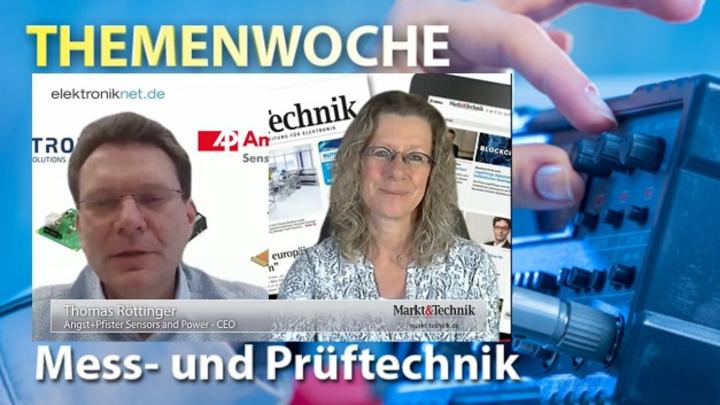 Video-Interview mit Thomas Röttinger, Geschäftsführer von Angst+Pfister Sensors and Power.