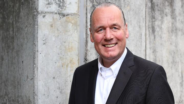 CEO Frank Stührenberg