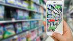 Analoges Einkaufen, digitaler Check-out