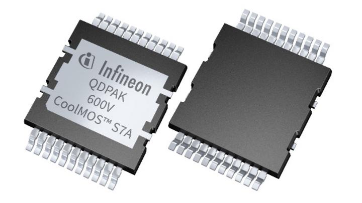 Infineon Technologies, MOSFET, CoolMOS S7