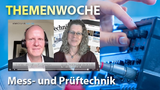 Joachim Templin, Sales Manager - R&D/Science & Automation von Flir Systems im Gespräch mit Markt&Technik-Redakteurin Nicole Wörner.