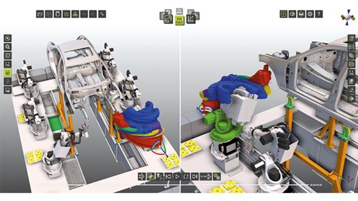 Digitale Durchgängigkeit im Engineering