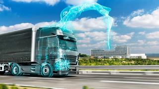 Für den Straßengüterverkehr eröffnen die V2X-Kommunikation und 5G neue Chancen für mehr Sicherheit und Effizienz. Continental beliefert nun einen europäischen Nutzfahrzeughersteller mit seiner 5G V2X-Telematikplattform.