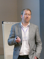 Lee Morgan ist Senior Technical Marketing Manager EMEA für Oszilloskope bei Tektronix.