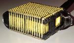 Querschnitt durch ein an der Hochschule München entwickeltes Baumuster des zugverstrebten Drucktanks.