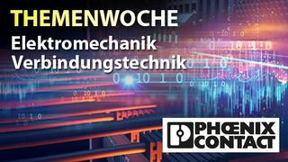 Teaser Themenwoche E-Mechanik