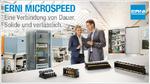 ERNI erweitert MicroSpeed System