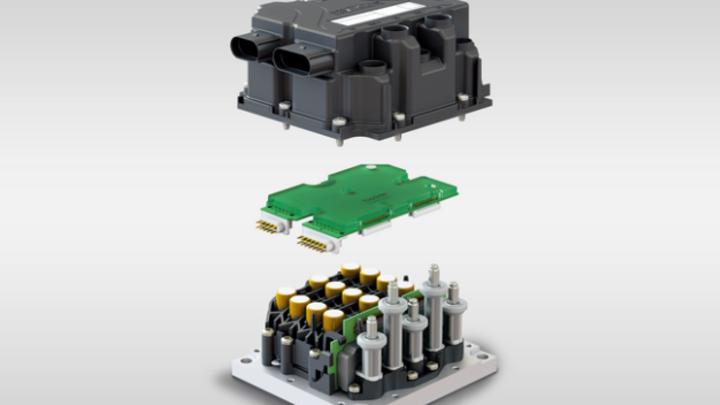 Die Wechselrichter-Plattform adressiert batteriebetriebene Fahrzeuge bis 50 kW.