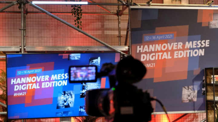Hannover Messe 2021 Digital Edition
