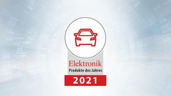 Produkte des Jahres 2021 - Automotive