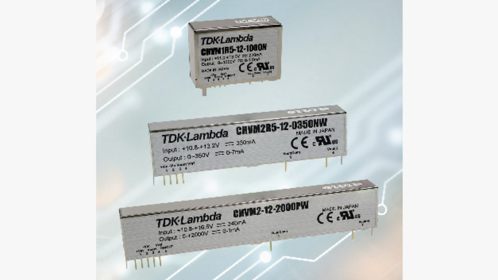 Hy-Line Power Components, TDK-Lambda, CHVM
