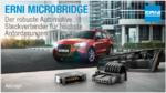 ERNI MicroBridge Steckverbinder für die Automobilindustrie