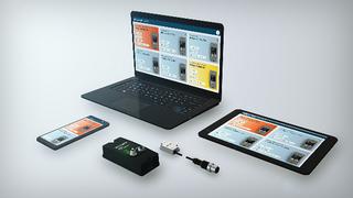 Portable-Monitoring-System von Balluff