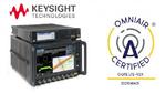 Keysight erhält OmniAir-Zertifizierung