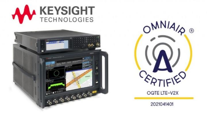 Das SA8700A ist das erste von OmniAir zertifizierte Testsystem für C-V2X.
