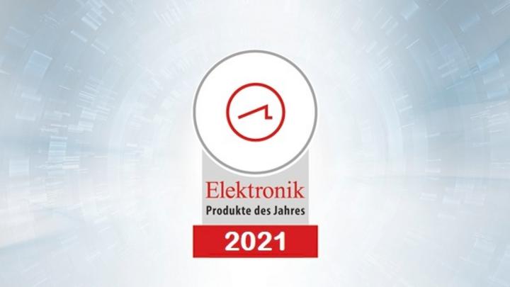 Produkte des Jahres 2021 - Rubrik Messtechnik und Sensorik