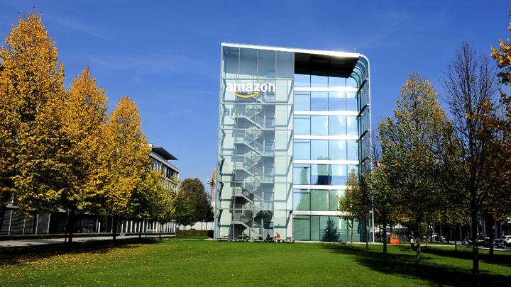 Amazon Standort in München Schwabing-Nord