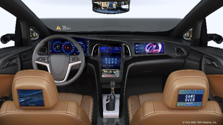 MIPI Alliance stellt neue Spezifikationen für vereinfachte Display-Anbindung und funktionale Sicherheit im Fahrzeug vor