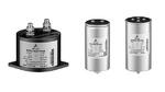 Verschiedene DC-Link-Kondensatoren aus der Epcos-Familie von TDK Electronics für die neuesten IGBT-Generationen