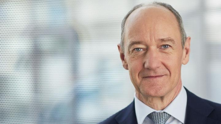 Roland Busch, Vorstandsvorsitzender der Siemens AG