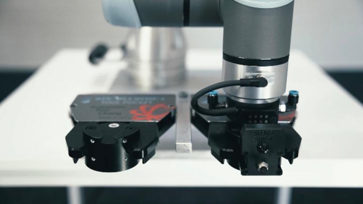 Werkzeugwechselsystem Smartshift Universal von Smartshift Robotics