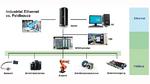 Mittels Modbus-RTU-Protokoll kommuniziert das Netzteil GXE-600 – neben anderen Anlagenkomponenten – über ein RS-485-Interface mit dem zentralen Controller bzw. HMI
