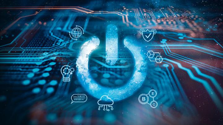 Um kostspielige Entwicklungen von Spezialnetzteilen unnötig zu machen, müssen einfache Anwendungen - in der Digitalisierung, Industrie 4.0, smarte Produktion - per Software, Internet oder App gesteuert, überwachbar sein