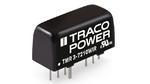 Zur Spannungsversorgung des Separators wird ein verstärkter TMR 3-2411WIR aus dem DC/DC-Wandler-Programm für Bahnanwendungen von Traco verwendet