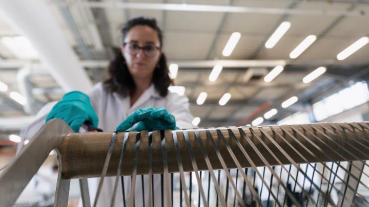 In seinem französischen Forschungs-und Entwicklungszentrum verfügt Faurecia auch über ein Kompetenzzentrum für Wasserstofftechnologien.