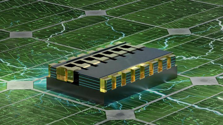 EPFL, Gallium Nitride, GalliumNitride, Nano Transistor