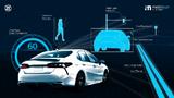 ZF und Mobileye werden gemeinsam erweiterte Funktionen für verschiedene Toyota-Modelle liefern.