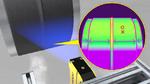 Schweißnahtprüfung an Gummischläuchen mit dem In-Sight 3D-L4000