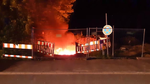 Anschlag auf Stromleitung galt Rohde & Schwarz