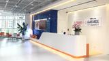 Die neue Innovationsbasis von Alibaba Cloud und BMW Startup Garage China in Shanghai.