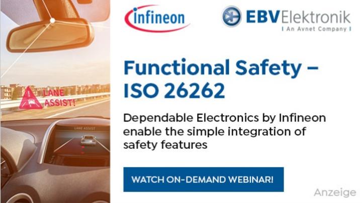 EBF Infinion IFX Functional Safety Webinar