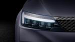 Neben LED-Tagfahrlicht, LED-Rückleuchten und LED-Bremsleuchten wartet der BEO mit einem Laser-Fahrlicht auf....